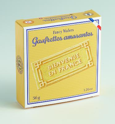 Display Gaufrettes Amusantes 36g